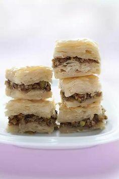 Lebanese Baklawa