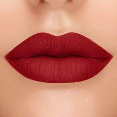 Nabla dreamy matte liquid lipstick rumors red matte nails, matte nail c Lipsense Lip Colors, Lip Gloss Colors, Nail Colors, Lipstick Shades, Lipstick Colors, Mauve Lipstick, Black Lipstick, Purple Eyeshadow, Nabla Cosmetics