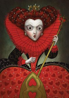 Benjamin Lacombe   ILLUSTRATION | Alice in Wonderland …