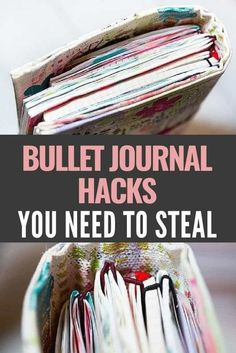 Raise your hand if you have an obsession with Bullet Journaling?! If you raised your hand (and I'm assuming you did since you landed on this blog post) then I have some incredible hacks for you. Click to read more. Bullet Journal Banners, Bullet Journal How To Start A, Bullet Journal Inspo, Bullet Journal Layout, Bullet Journal Ideas Pages, Junk Journal, Bullet Journals, Bullet Journal For Adhd, Journal Ideas For Teens