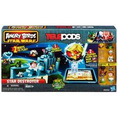 Star Wars Angry Birds Destroyer Set   Kids Cool Toys UK
