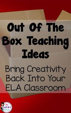 Have your lessons have lost their spark? Are you searching for some creative inspiration? This #2ndaryELA Twitter chat was all about out of the box teaching ideas in the ELA classroom. Middle school and high school English Language Arts teachers discussed interesting fiction and nonfiction pairings. Teachers also shared creative activity and projects that are both fun and rigorous. Read through the chat for ideas to implement in your own classroom.