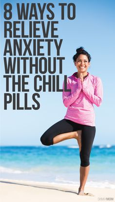 Relieve your anxiety naturally with these 8 tips.