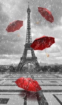 Diamond Painting Eiffel Tower with Red Umbrella Paint with Diamonds Art Crystal Craft Decor Canvas Wall Decor, Canvas Art Prints, Framed Canvas, Framed Prints, Painting Canvas, Diy Painting, Eiffel Tower Painting, Eiffel Tower Art, Paris Canvas
