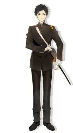 Aitor  -General del ejercito de Panpulf-