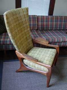 Chair Designed by Adrian Pearsall