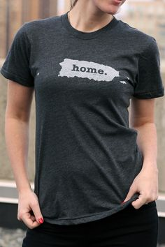 Puerto Rico Home T-shirt