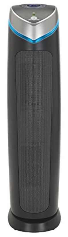 3in1 HEPA Air Purifier System Tower UV Sanitizer Charcoal Filter Odor Reduction #GuardianTechnologies