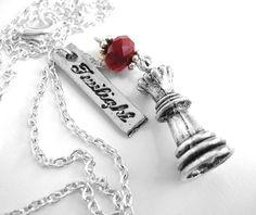 Twilight Jewelry Twilight Necklace Breaking by SpotLightJewelry
