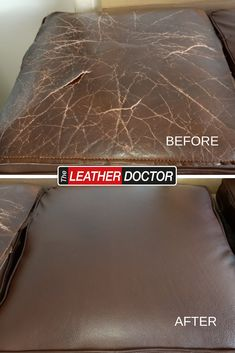 leather is going to crack and peel if it is not regularly cleaned and conditioned. If your leather is looking worse for wear, give a leather doctor a call - they can help it look like new again! Leather Repair, Leather Cleaning, Leather Furniture