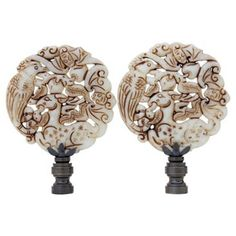 Finials For Lamps Entrancing Great Gifts For Great Women  Decorative Accents Decorating And Lights Review