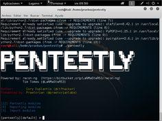 Pentestly: un framework que combina Python y Powershell para facilitar el pentesting : hackplayers