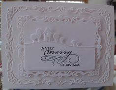 A Very Merry Christmas by Susie B - Cards and Paper Crafts at Splitcoaststampers