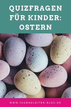 Quizfragen für Kinder: Ostern