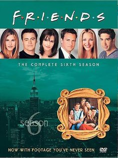 Friends- Season 6
