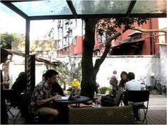 Shanghai's Best Hidden Cafes and Bars