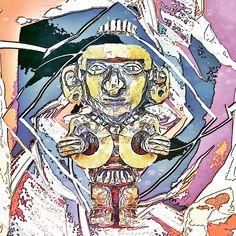 THE GREEDY . Like a broken record: This is mine mine mine!  •    #abstract #art #instaart #digitalart #artwork #artstagram #symbol #symbology #symbolic #symbolisme #symbolicart   #symbols #symbolism
