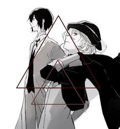 Dazai and Chyuuya