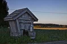 Homeland, Finland, Summertime, Shed, Cottage, Outdoor Structures, Country, House Styles, Garden