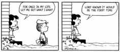 This Charming Charlie - Peanuts doing Morrissey lyrics is pretty much perfectly angsty Linus Charlie Brown, Charlie Brown Cartoon, The Smiths Lyrics, Peanuts Cartoon, Peanuts Gang, Peanuts Comics, Lucy Van Pelt, Snoopy Comics, Snoopy Love