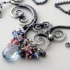 Whirlwind Romance Necklace