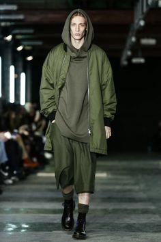 Etudes menswear Fall Winter 2016 in Paris Fashion Show