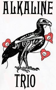 Alkaline Trio. The band, the members, the music, the lyrics, the style, the tastes, and the meaning of it all = my favorite.