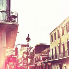The French Quarter, New Orleans, Louisiana