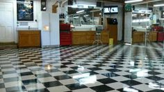 Learn how to seal, wax, and maintain a new VCT garage floor with these easy to understand methods. Also, how to strip a VCT floor to bring back the shine.
