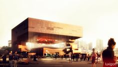 luxigon - House of Arts and Culture Beirut,  by atelier 234