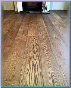 (paid link) Generally speaking, like hardwood floors, laminate floors are a warm, water-resistant choice for the kitchen. As they are not waterproof, homeowners should ... #woodfloorkitchen Walnut Hardwood Flooring, Rustic Wood Floors, Solid Wood Flooring, Laminate Flooring, Hardwood Floor Stain Colors, Wood Floor Pattern, Rubio Monocoat, Small Wood Projects, Wood Floor Kitchen