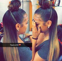 Love d hair colour IG pic