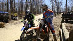 Dirt Bikes Lessons from Jason Raines at Loretta Lynn's Ranch