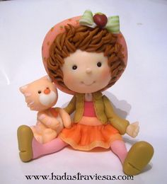 Geraldine gabasa porcelana fria polymer clay: