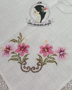 Instagram, Cross Stitch Rose, Cross Stitch Embroidery, Herb, Embroidery Stitches, Gems, Tablecloths, Punto Cruz