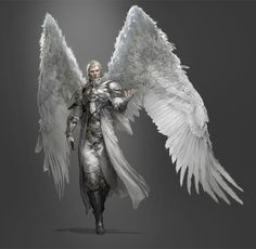angel, jerry park on ArtStation at https://www.artstation.com/artwork/QEWYB