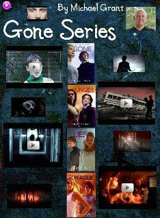 GONE series by Michael Grant. I'm still freaking out even though I finished the whole series