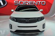 The new Kia Sorento