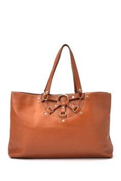 Vintage Celine Leather Tote Bag by LXR on @HauteLook