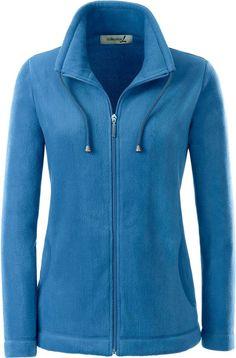 Collection L. Fleece-Jacke mit Antipilling-Ausrüstung ab 35,99€. Flauschig weiche Fleece-Jacke, Polyester, Figurumschmeichelnde Form bei OTTO