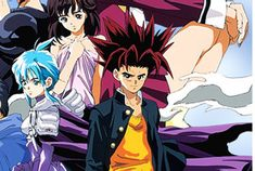 20th Anniversary DVD/BD Release Revealed For 'DNA²' Anime