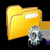 File Manager (File transfer)
