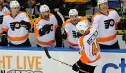 Lecavalier hat trick lifts Flyers over Islanders My favorite sports moment for 10/26/2013