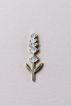 Hemleva Lavender Pin