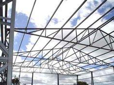 construçao de galpões,estruturas metalicas,cobertura,terraço