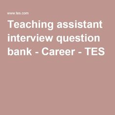 special education aide interview questions