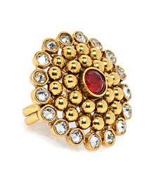Buy Antique finger rings Ring online