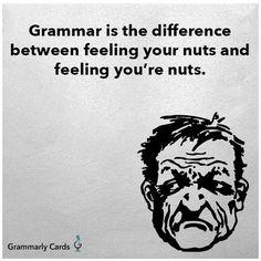 Grammar ja o.0