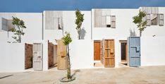 Carles Oliver, José Hevia · Formentera Social Housing