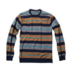 Element Wright Sweater - Indigo - MV014WRT | Element US